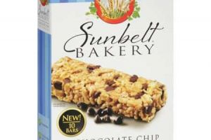 Sunbelt Bakery Granola Bars ONLY $0.25/Box At Walmart!