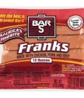 $0.50 Bar-S Hot Dogs at Dollar Tree!