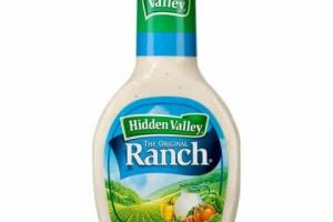 Save With $1.00 Off Hidden Valley Ranch Coupon!