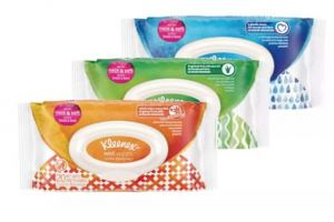 Kleenex Wet Wipes On Sale, Only $0.99 at Walgreens!