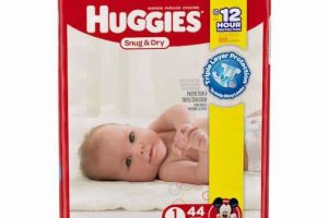 Huggies GoodNites On Sale, Only $4.99 at Rite Aid!