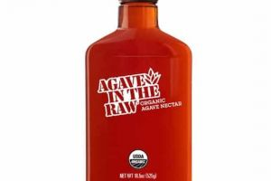 Save With $0.75 Off Agave In The Raw Coupon!