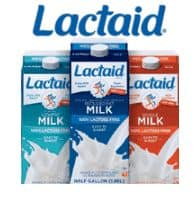 Lactaid milk