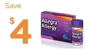 graphic about Allegra D Coupons Printable called Allegra Coupon codes : #1 Pharmacy On the web 2016