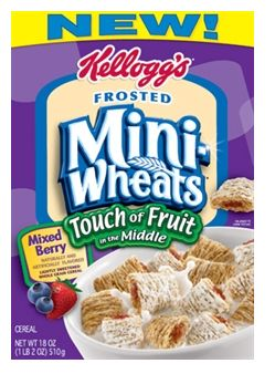 frosted mini wheats fruit