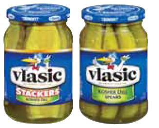Printable coupons and deals 1 off any farmer s garden or vlasic pickle product free vlasic for Vlasic farmer s garden pickles