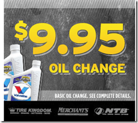 With NTB oil change coupons readily available, anyone can save money on much-needed maintenance, which is a welcome relief in today's economy. Bookmark our site so that you can check back often for new offers as they become available, and continue to save .