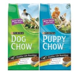 Walmart Puppy Chow Natural Dog Food
