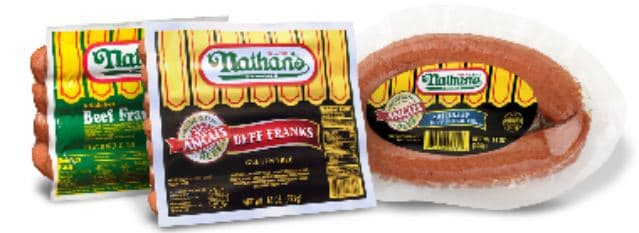 Nathan S Packaged Hot Dog Coupons