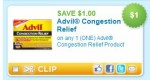 Advil congestion releif