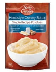 Betty Crocker Pouch Potatoes