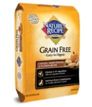 Nature's Recipe Dry Dog Food for Adult Dog, Healthy Skin