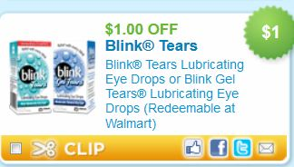 Blink Tears new