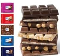 Ritter sports chocolate