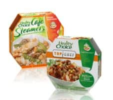 Healthy Choice cage steamers