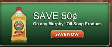 Murphy Oil soap new