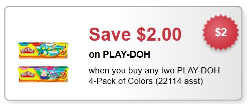 PLAY DOH DISCOUNT