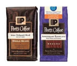 graphic about Peet Coffee Printable Coupon identified as $2 off any One particular 12 oz Peets Espresso - Printable Discount coupons and Offers