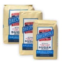 Dixie Crystaals sugar
