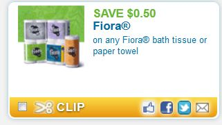 Fiora paper towels or t paper