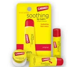 Carmex lip balm nov