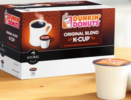 Dunkin' Donuts $1 off