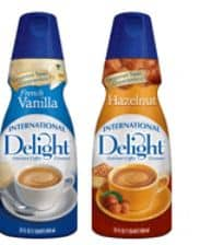 International delight new $.55