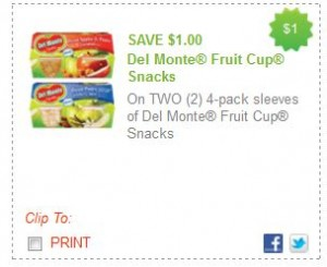 Delmonte fruit cups snacks redplum