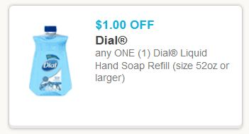 Dial liquid hand soap refill jan
