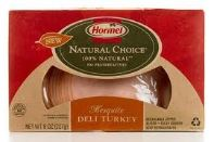 Hormel natural choice deli meat Jan