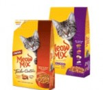 Mew mix dry cat food