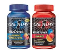 One a day vitacraves