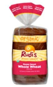Rudi's whole wheat