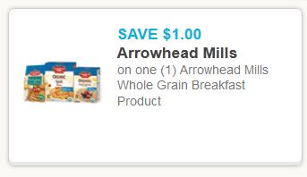 arrowhead mills Jan