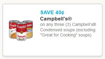 Campbell's Great for cooking feb