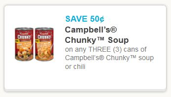 Campbell's soup Feb