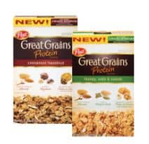 Great Grains protien