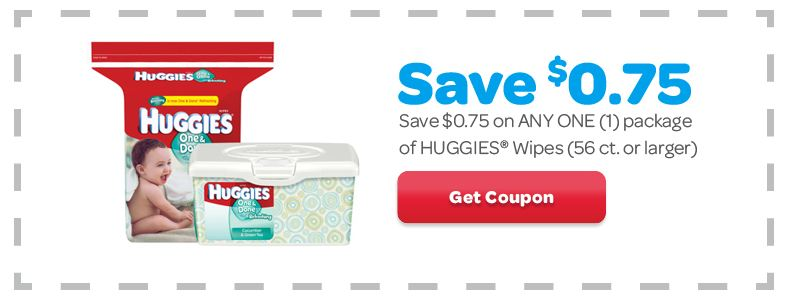 Baby wipes discount coupons
