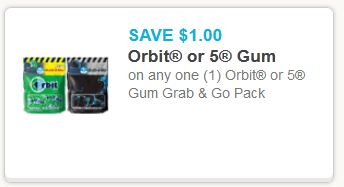 Orbit grab and go