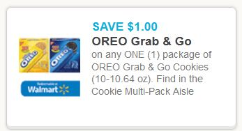 Oreo grab and go