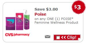 Poise fem wellness