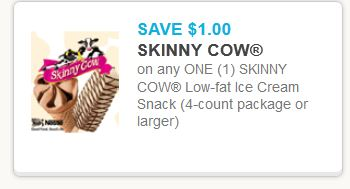 Skinny Cow Feb