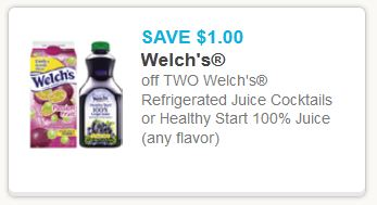 Welch's Juice Feb