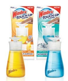 Windex touch up cleaner Feb