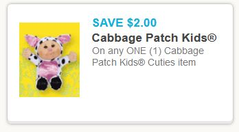 Cabbage Patch Kids Cuties Item
