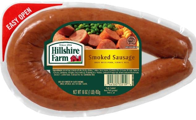 Hillshire farms smoked sausage coupons 2018
