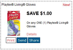 Playtex Gloves