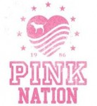 Victorias secret pink nation