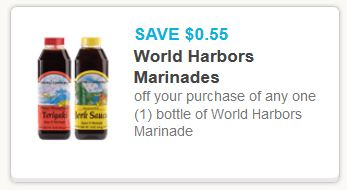 World Harbors Marinade