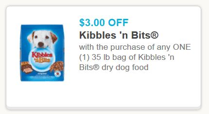 Kibbles and bits april
